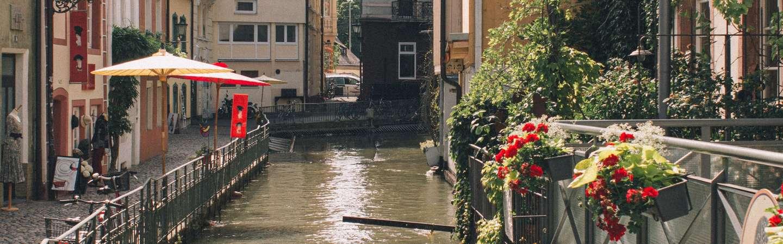 Freiburg Urlaub klein Venedig